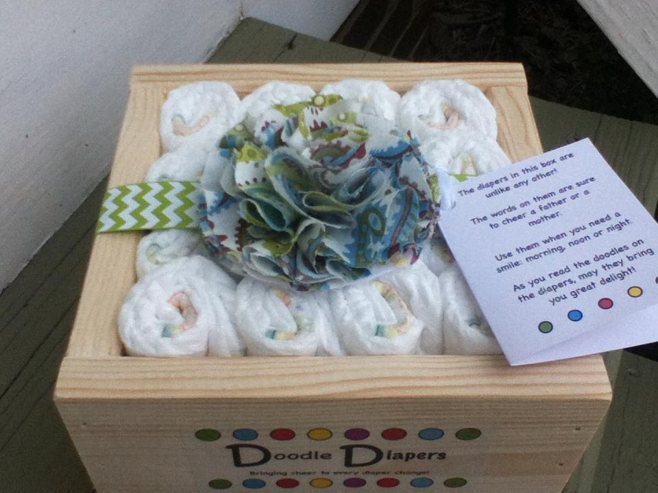 Dooble Diapers Etsy Shop