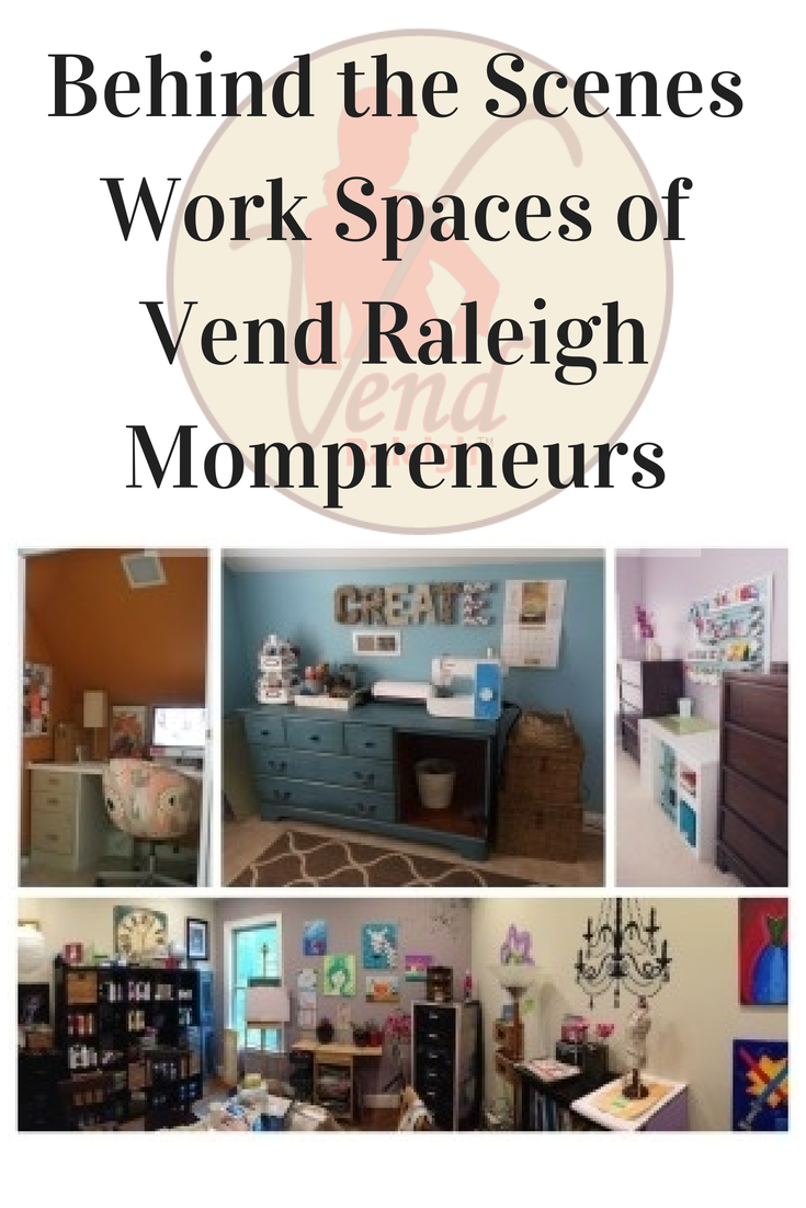 Vend Raleigh Work Space