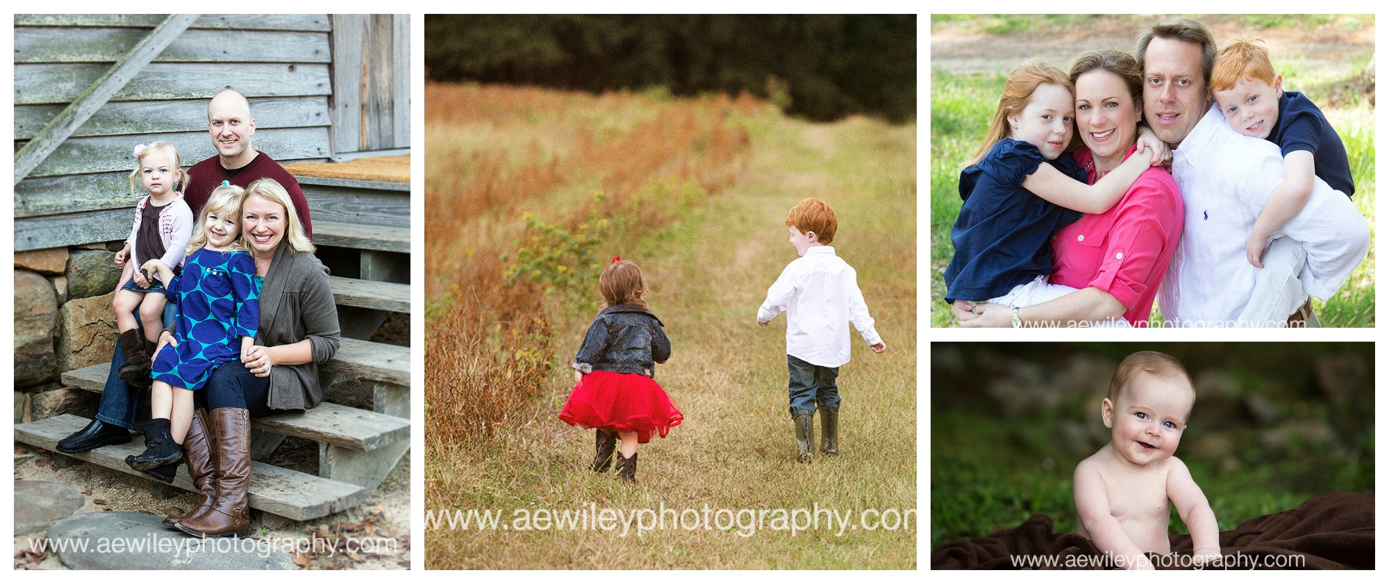 AE Wiley Photography. raleigh family photography