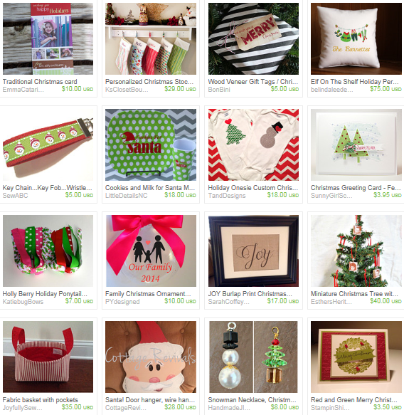 Vend Raleigh Etsy Treasury