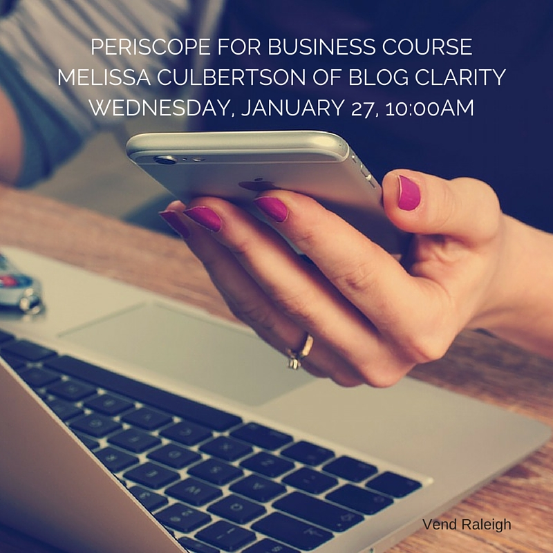 Periscope for Business Raleigh