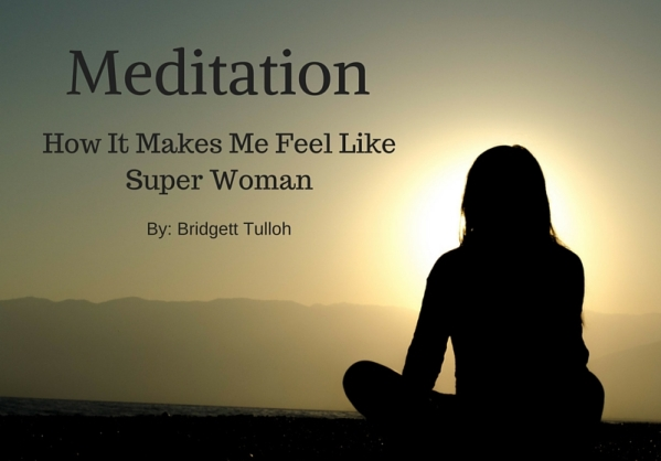 Woman Meditating, Vend Raleigh