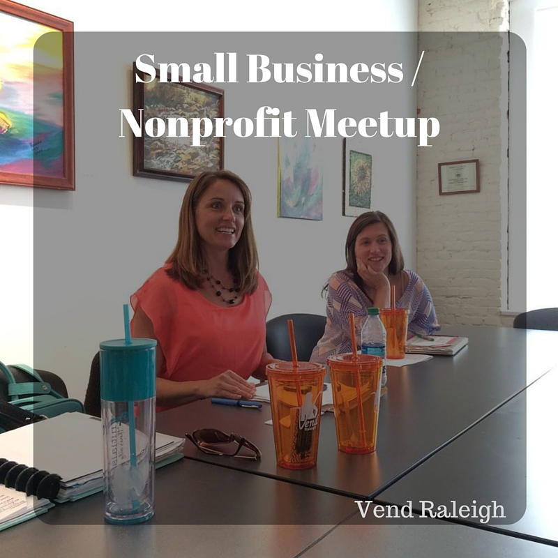 Small Business _ Nonprofit Meetup